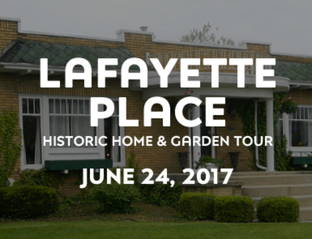 2017 Home and Garden Tour: Lafayette Place