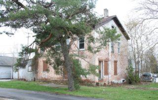 Huxford House unrestored