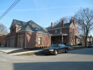 1128 W. Wayne St., 2021 ARCHie Award, Compatible New Construction, Michael and Laura Butchko