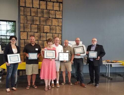 2021 ARCHie Award winners