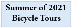 2021 Bicycle Tours